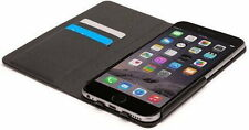Genuine Griffin Wallet Case for Apple iPhone 6 Plus / 6s Plus – Black