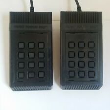 2x Faulty Atari 2600 Video Touch Pad - Keyboard Controller Touchpad - Spares