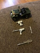 Transformers G1 Hound Near Complete w/Weapons