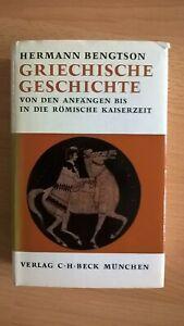 Bengtson     Griechische Geschichte     CH Beck