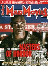 Cinéma Bis - Revue Mad Movies 182 - janvier 2006