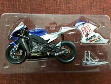 Yamaha YZR-M1 Rossi MotoGP Indianapolis 2008 1 12 Minichamps