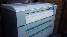 OCE TDS 600 Wide Format Printer Scanner Plotter Blue Print