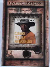 Django - Tag der Abrechnung - Blutbad auf der Ranch - Sergio Garrone, Italien