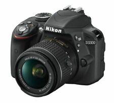 Nikon D3300 24.2 MP CMOS Digital SLR with AF-P DX Nikkor 18-55mm f/3.5-5 VR