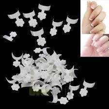 500 Pcs French False Acrylic Nail Art Tips White Decoration Manicure UV Gel New