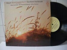 Mozart Piano concerto no.21 1972  LP 33 Giri (ML77)