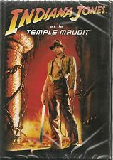 "DVD ""Indiana Jones et le Temple Maudit"" - Steven Spielberg  NEUF SOUS BLISTER"