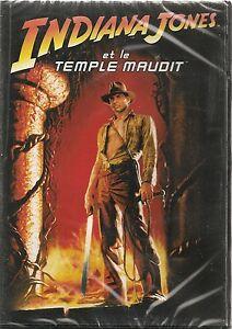 "DVD ""Indiana Jones Et El Templo Maldito"" - Steven Spielberg Blister"