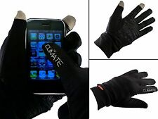 Climate Touchscreen Gloves Small (for iPhone, iPad & other touch screen devices)