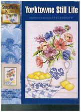 Stickvorlagen Heft - Yorktowne Still Life # 03-123 L
