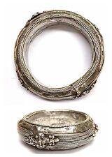 Antiker Armreif 925er Silber Silberarmreif aus Afrika