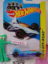 2013 Hot Wheels CLOUD CUTTER #79 US Team~lt Blue/Orange;2014 card~Stunt~Case A