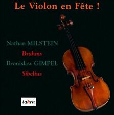 Le Violon En Fete 2 / Violin Concerto, BRAHMS & SIBELIUS, , New Import