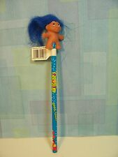 "2001 DAM 2"" PENCIL TOP ON HIS GOOD LUCK PENCIL - New With Tag"