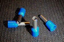 50 PC 14 AWG WIRE CABLE FERRULE CRIMP BLUE #2508BL