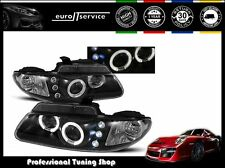 FARI ANTERIORI HEADLIGHTS LPCH08 CHRYSLER VOYAGER 1996-1999 2000 2001 ANGEL EYES