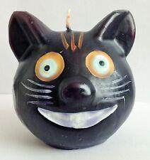 BLACK Cat Candela-Con Plastica nastro nero scatola regalo-RAPID STESSO GIORNO SPEDIZIONE