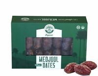 2LB Fresh Premium Organic Medjool Dates From California