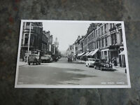 OLD 1950s BRITISH POSTCARD, VIEW OF HAWICK SCOTLAND, VIEW OF HIGH STREET 3