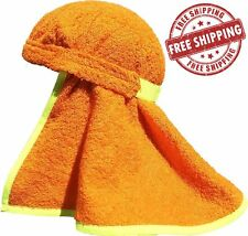 Mens Outdoor Hard Hat Sweatband Sun Shade Cooling Liner Heat Protection Hats New