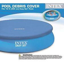 Abdeckplane Abdeckung plane 305 Cm für Intex Easy-pool