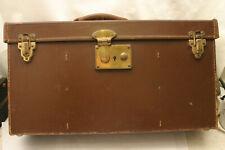 Large format leather case. 5X4 MPP etc fit