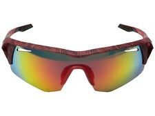 Spy Optic Screw Happy Lens Men's Sports Sunglasses Red Extra NEW IN BOX