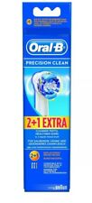 Oral-B EB20 2+1 Extra Precision Clean Replacement Toothbrush Heads x3