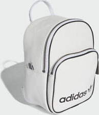 NEW  adidas Originals  Unisex  PHO LEATHER  retro  MINI BACK PACK   white  1avl