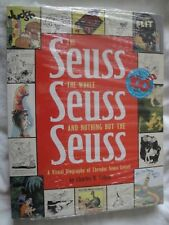 """""""The Seuss The Whole Seuss and Nothing but the Seuss"""" Brand New Softcover Book"""