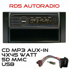 AUTORADIO Gelhard GXD670 CD/MP3 USB Bluetooth Ford Fiesta, Focus,C-Max,Transit