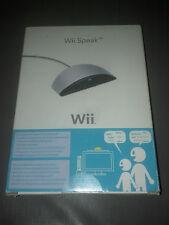 Wii SPEAK - accessoire pour Nintendo Wii - neuf