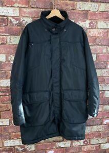 Hugo Boss Oskar Mens Black Coat / Jacket Size 50 Large Original  : J43