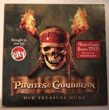 Pirates of the Caribbean DVD Demo Treasure Hunt game, Circuit City demo version