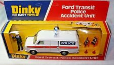 Dinky 269 Police Accident Unit, Excellent Condition, Complete in Original Box