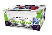 2020-21 FOTL Panini Prizm English Premier League EPL Soccer Hobby Box Ships 3/4