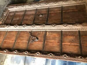 antique indian teak doors