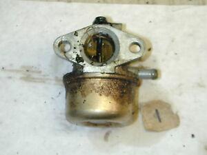 Honda 5HP GCV160 OEM Engine - Carburetor