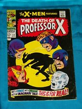 X-MEN # 42, March 1968, Roy Thomas & Don Heck, FINE - VERY FINE Condition