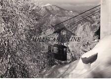 LUSSARI: Funivia Monte Santo - Stazione d'arrivo  1961