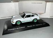 RALLY 1/43 MINICHAMPS PORSCHE MUSEUM 911 CARRERA RS 1973 CODE 3 RORHL KIT