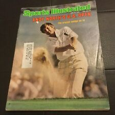 Andy North Autographed June 26, 1978 Issue Sports Illustrated U.S. Open