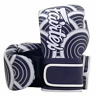 FAIRTEX NEW! BGV14BLU MUAY THAI MMA BOXING GLOVES BLUE 10-16OZ EXPRESS SHIPPING