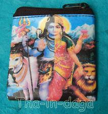 Porte Monnaie Plastique Divinites Indiennes 8x8cm 5g Tha-in-daga Inde B