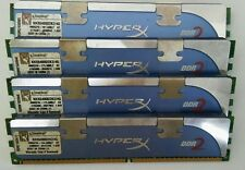 Kingston HyperX KHX6400D2K2/4G 8GB(4 x 2GB) PC2-6400 800MHz DDR2 RAM
