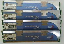 Kingston HyperX KHX6400D2K2/4G 8GB(4 x 2GB) PC2-6400 800MHz DDR2 RAM