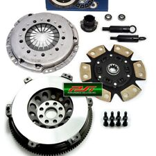 SACHS STAGE 3 HD RACING CLUTCH KIT& CHROMOLY FLYWHEEL 92-95 BMW 325 i is M50 E36