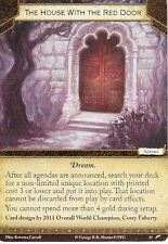 The House with the Red Door AGoT LCG 2.0 Game of Thrones Journey to Oldtown 39