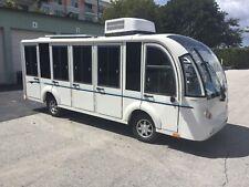 Carrier 14 Passenger Mini Bus Golf Cart shuttle people mover street legal LSV